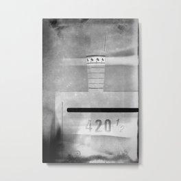 In-N-Out 420 Metal Print