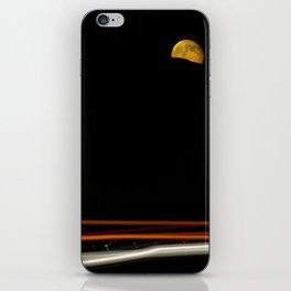 Moon on the 5 iPhone Skin