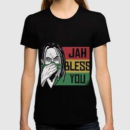 Jah Bless You T-shirt