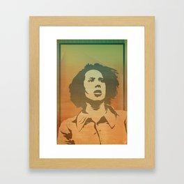 Tom Morello Framed Art Print