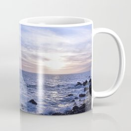 Salsedine al tramonto. Coffee Mug