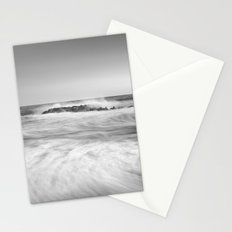 The force of the sea. M Stationery Cards