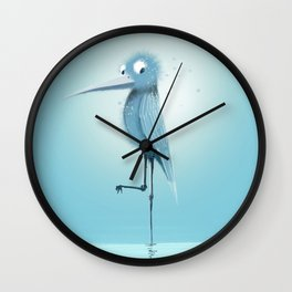 tootoo bird Wall Clock