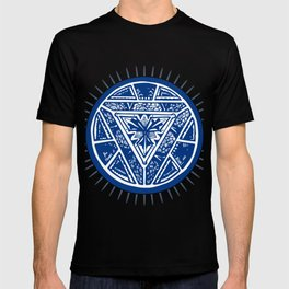 Art reactor great cosplayers iron costume shirt T-shirt
