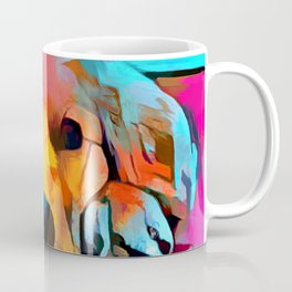 Golden Retriever 4 Coffee Mug
