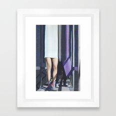 Elle #9 Framed Art Print