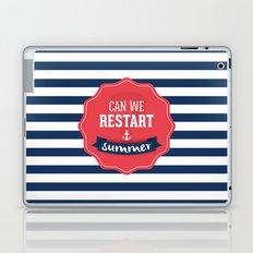 Can we restart summer Laptop & iPad Skin