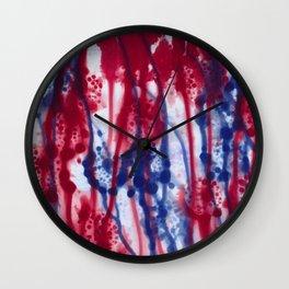 Abstract No. 497 Wall Clock
