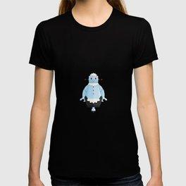 Rosie The Robotic Maid Minimal Sticker T-shirt