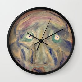 We are never always right. Wall Clock