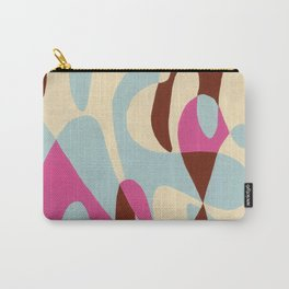 Neopolitan and Ice Carry-All Pouch