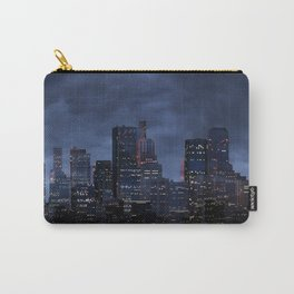 Night city panorama Carry-All Pouch