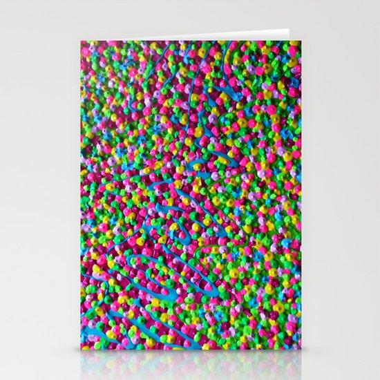 candy pop Stationery Cards