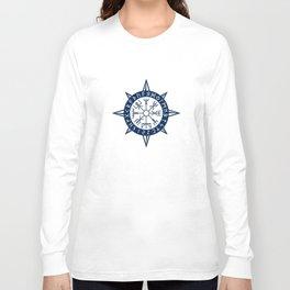 Vegvisir Viking Compass Long Sleeve T-shirt
