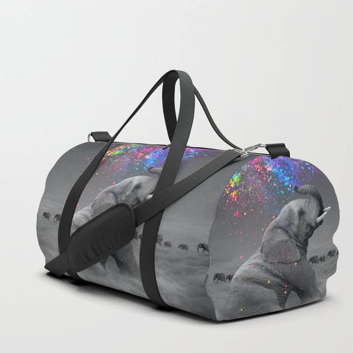 True Colors Within Duffle Bag