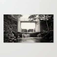 The Overflow Canvas Print