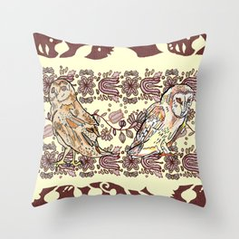If the facts don't fit your theory, change the facts Throw Pillow