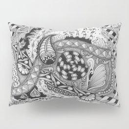Zentangle®-Inspired Art - ZIA 22 Pillow Sham