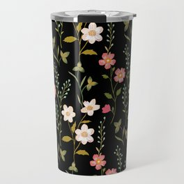 Botanical Study Travel Mug