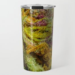 Hemp texture Travel Mug