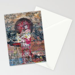 Airando Geisha (Island Woman) Stationery Cards