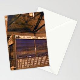MERCATO ANTICO - VALENCIA - ESPANA Stationery Cards