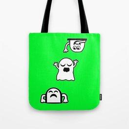 Peek-A-Boos Tote Bag