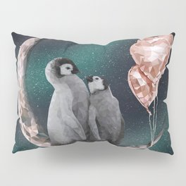 King Penguin Pillow Sham