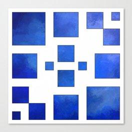 Festarossia - into the blue Canvas Print