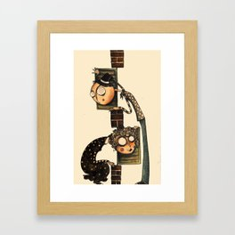 ...Ehi! Framed Art Print