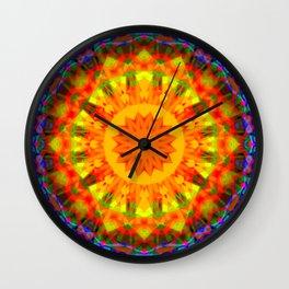 Kaleidoskop W Wall Clock