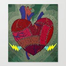 Heartenstein Canvas Print