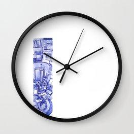 #13 – Disegno... ecosostenibile! Wall Clock