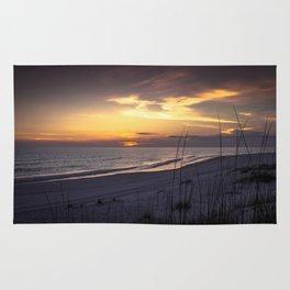 Cape San Blas Sunset  Rug