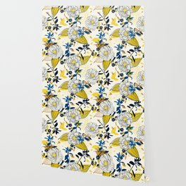 Flowers patten1 Wallpaper