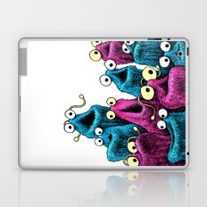 Yip Yip (bright n cheery) Laptop & iPad Skin