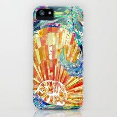 Surfs Up Slim Case iPhone (5, 5s)