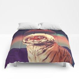 Cosmos Cat Comforters