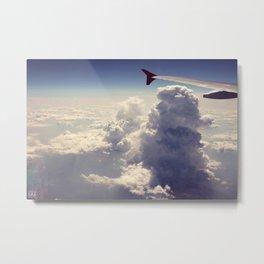 skytower Metal Print