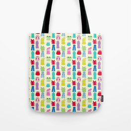 My clothes Tote Bag