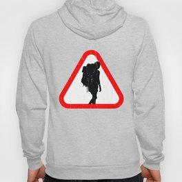 Cool Backpacking T-Shirt Hoody