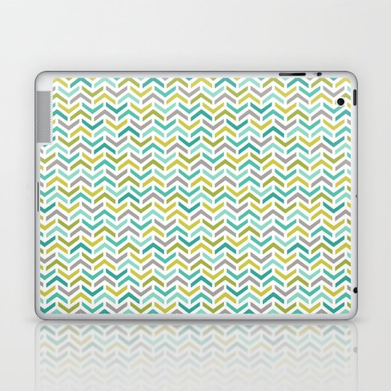 Ripples Dusk Laptop & iPad Skin