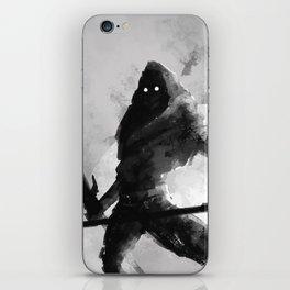 Dual-wielding Swordsman iPhone Skin