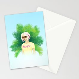 Not so Happy Stationery Cards