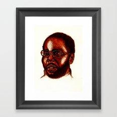 -1- Framed Art Print