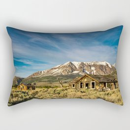 Days Gone By - I Rectangular Pillow