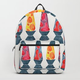 Retro Vibes – Warm Palette Backpack