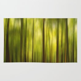 Warmth of the Forests Colors Rug