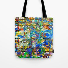 Joy (Goldberg Variations #14) Tote Bag