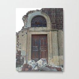 Cyclades, Greece Metal Print